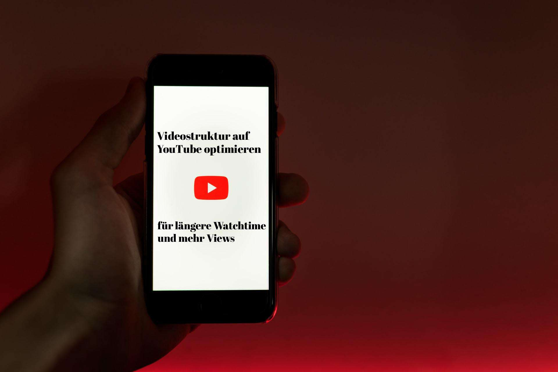 YouTube Videostruktur